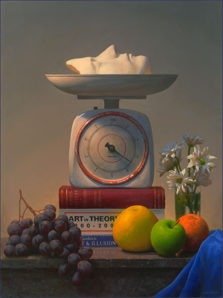 Still Life with Judgement by Conor Walton