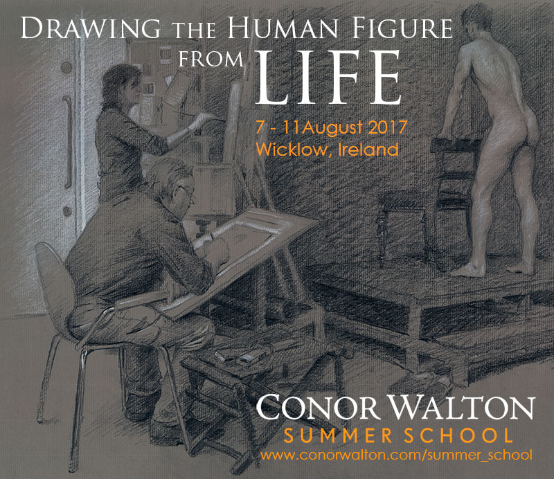 'Drawing the Human Figure from Life'