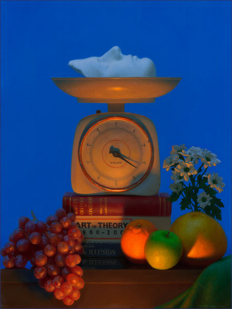 Still Life with Judgement XII